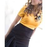 Vestido Bicolor Enma